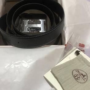 Hermes Belt (original) black - New