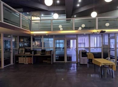 [NON BUMI+RENOVATED+FULL FURNISH+CORNER] Kelana Square Office for Sale