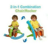 2 In 1 chair and baby rocker