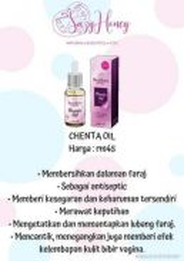 Chenta Oil Serum MissV Suzy Honey