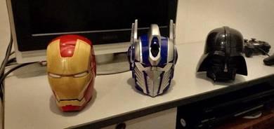 Iron Man stars wars transformers model Cup