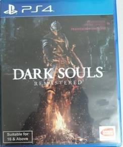 Dark Soul Remastered Ps4
