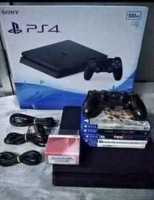 PS4 usia 2minggu