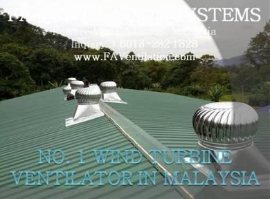 Wind Turbine Ventilator KULIM SUNGAI PETANI JITRA