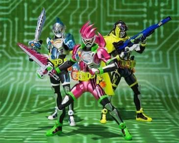 Kamen Rider EX-AID Brave Snipe S.H. Figuarts SHF