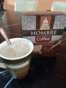 HOMBRE COFFEE- Kopi Untuk Tenaga & Kesejahteraan
