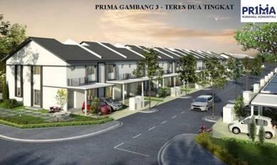 Residensi Gambang 3 (bersebelahan UMP Gambang), Kuantan