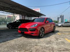 Used Porsche Cayenne GTS for sale