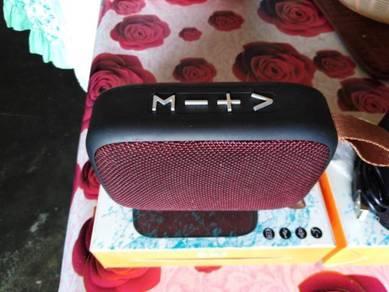 Portable Bluetooth radio pendrive power Bank