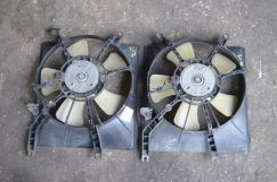 Kelisa Kenari L7 L9 Radiator Turbo Fan Kipas BIG