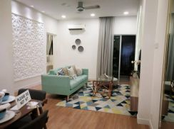 Rumawip gombak|booking rm500|freehold 3r2b with balcony