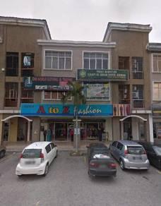 (Murah) 3sty shop at Taman Reko Sentral, Kajang