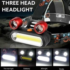Lampu kepala design baru