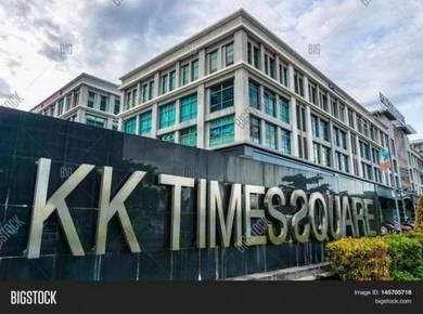 KK time square office lot