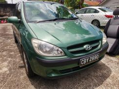 Used Hyundai Getz for sale