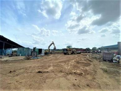Seelong 3 Acres Industrial Land, Senai