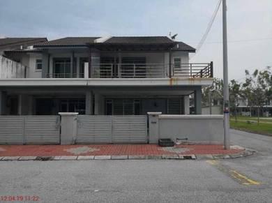 2 Storey Terrace House in Desa Lang Indah, Ipoh, Perak
