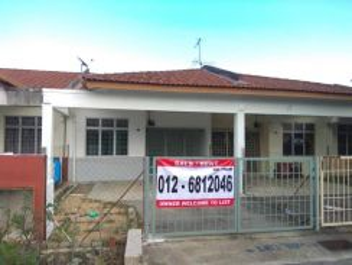 Single storey 1 tingkat rumah, [20x75] Taman Mantau Indah 1, seremban