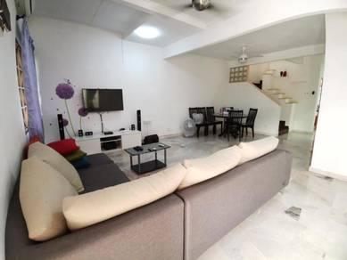 Usj 3 full furnish house for rent
