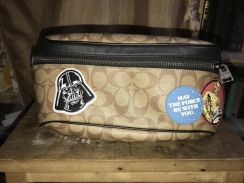 Coach pouch long starz wars limited edition colle