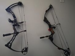 Obb addiction 2011 and mathew z-max 1997 bow