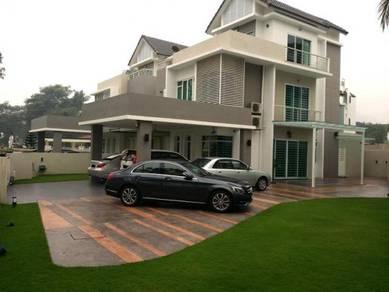 Three (3) Storey Semi Detached (SEMI D) House For Sale