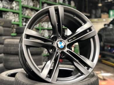 Ori 19 BMW X5 Msport Rim Gun Metal X6 F15 F16 E70