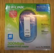 TP Link 300Mbps Wireless N Usb Adapter