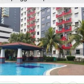Fully Furnished Apartment Vista Pinggiran Seri Kembangan