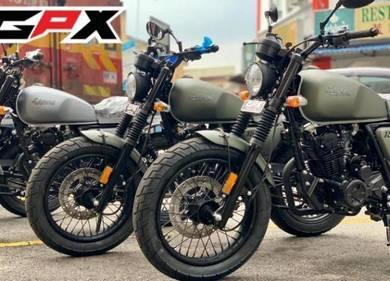 GPX Legend 150S (Promosi Hari Raya - FULL Loan)
