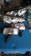 Head lamp & fog lamp estima