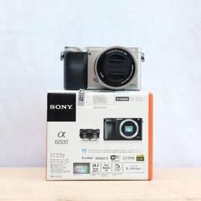 Sony a6000 + kitlens