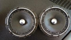 Carrozzeria black series speaker