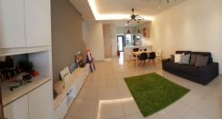 Sierra 16 Puchong south townhouse for rent