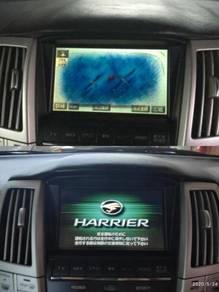Toyota Harrier Aircond display repair