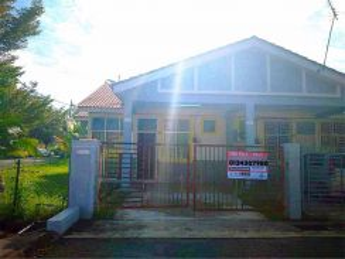 1sty (Corner Lot) Bandar Bukit Puteri Sg Petani, Hot Area