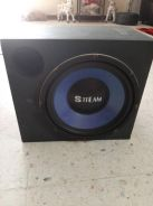 Car Audio Speaker (High Power)