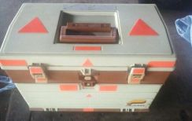 Kotak Simpan barang pacing ikan untuk dijual
