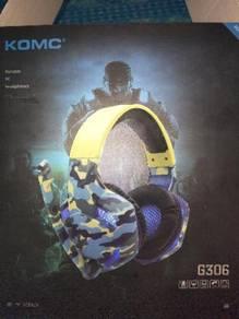 Headphone [komc g306]