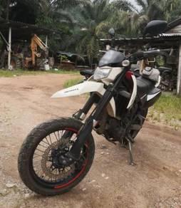 Kawasaki klx 250cc - 2011