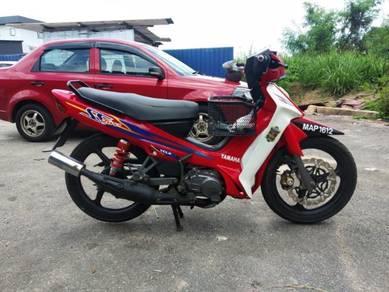 Yamaha ss2 rs 5ab