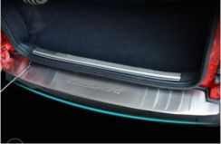 Ford Ecosport Rear Bumper Protector stainless stee