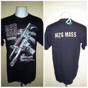 T shirt Survivors M26 MASS 100% cotton Quality