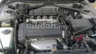 JDM Halfcut Toyota Carib 4AG 20V Mt 6spd
