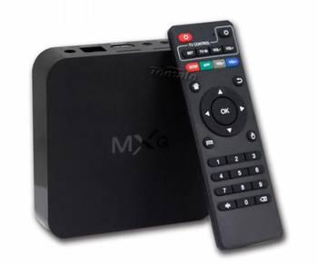 Android tv box MXQ4k