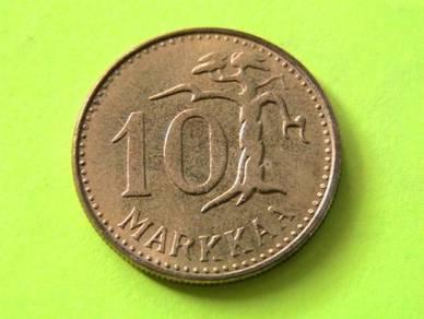 Finland 10 Markkaa 1958 [Kod : A0559]