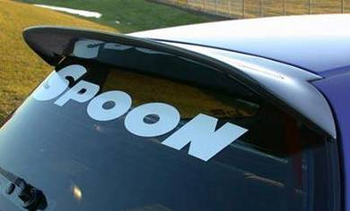 Honda Civic EG6 SR3 Dolphin Spoon Spoiler Lip