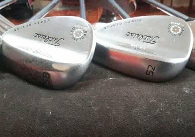 Titleist sm4 golf wedge,58