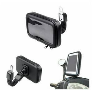 Motorcycle phone holder waterproof superbike