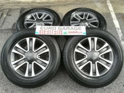 USED ISUZU DMAX OEM 17inc RIM&BRIDGESTONE TIRE